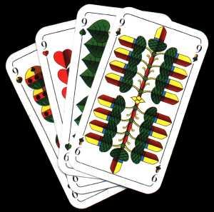 As Im Deutschen Kartenspiel